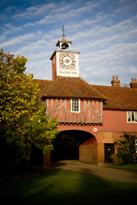 Ingatestone Hall Clock Tower
