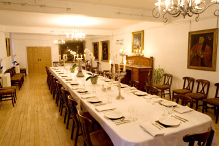 Receptions and Dinners at Ingatestone Hall
